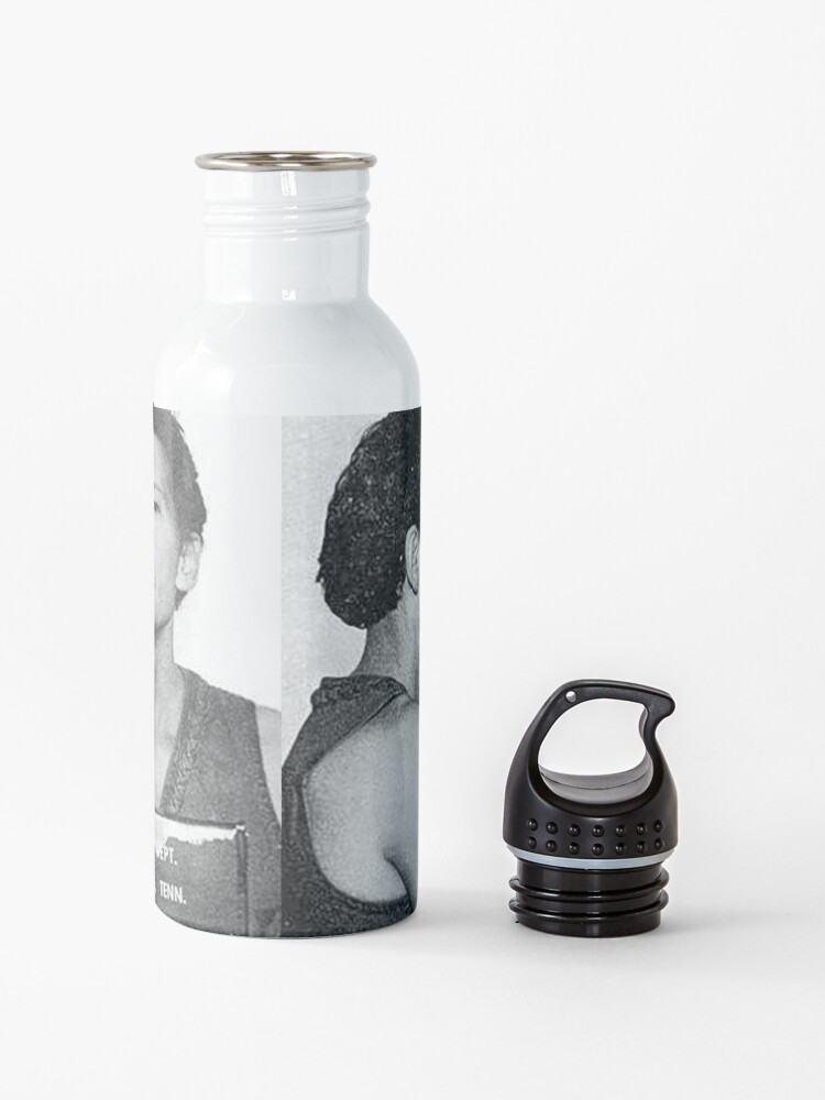 Alternate view of Top 50 mugshots Jerry Lee Lewis Water Bottle