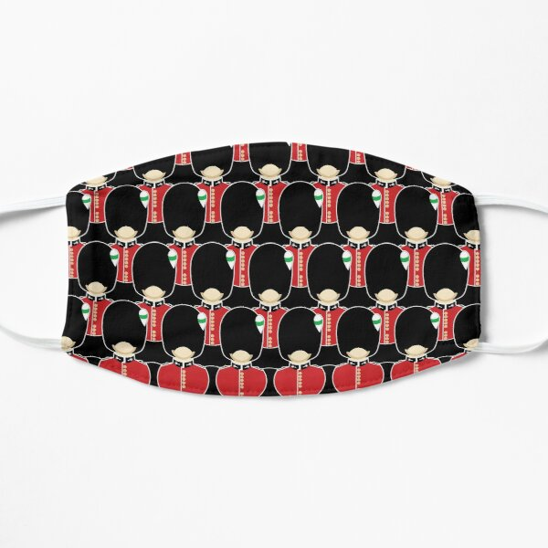 Welsh Guards Facemask (not for medical use) Flat Mask