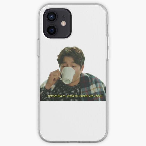 Crise du thé Coque souple iPhone