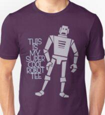 My Super Cool Robot Tee Unisex T-Shirt