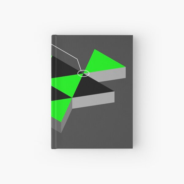 Toxic Hardcover Journal