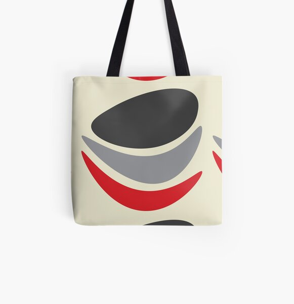 Jazz (on Cream) All Over Print Tote Bag