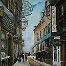 The Pubs of Old London, Circa 1905 by Jsimone