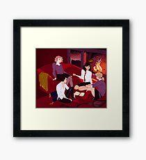 Marauder Ladies Framed Print