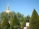 rodin's garden by kchamula