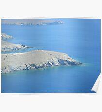 Amazing Greek Islands Poster