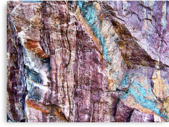 Painted in Stone by rocamiadesign