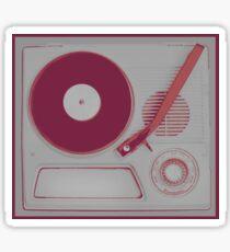Jazz Sound Sticker