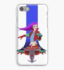 Star Warrior v2 iPhone Case/Skin