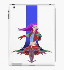 Star Warrior v2 iPad Case/Skin