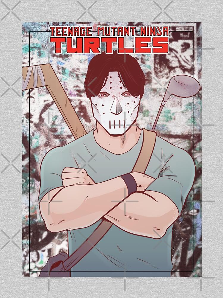 TMNT IDW: Casey Jones by ArteBE