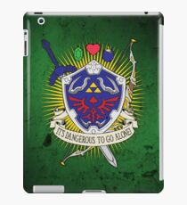 It's dangerous to go alone! - iPad Case iPad Case/Skin