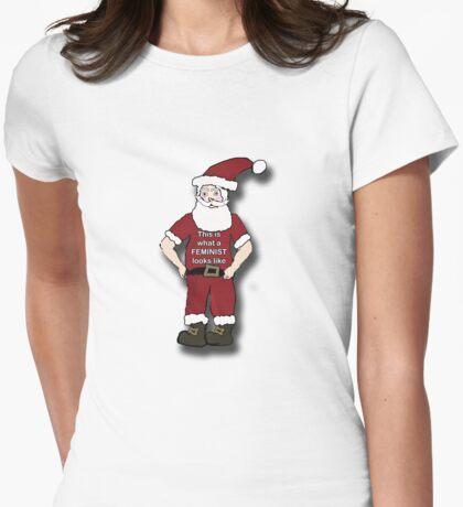 Feminist Christmas Shirt T-Shirt
