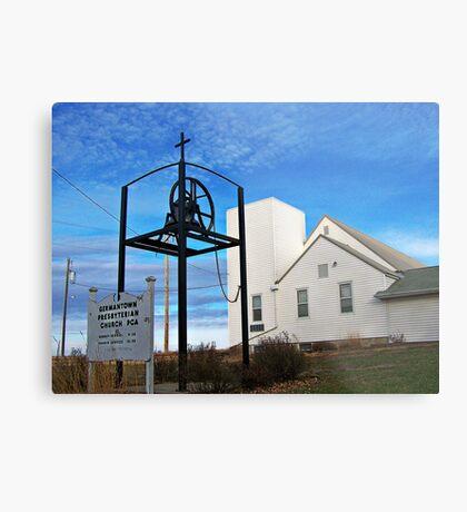 Germantown Presbyterian Church Metal Print