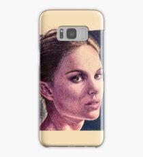 Natalie Portman Samsung Galaxy Case/Skin