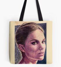 Natalie Portman Tote Bag