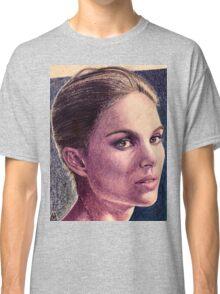 Natalie Portman Classic T-Shirt