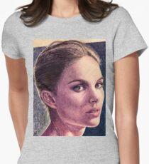 Natalie Portman Women's Fitted T-Shirt
