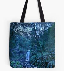 Hopetoun Falls at Night Tote Bag