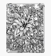 Doodle blossoms iPad Case/Skin