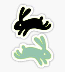 Bunny Honey Sticker