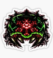 Super Metroid: Angry Baby Sticker