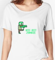 Ate Bit Zombie Women's Relaxed Fit T-Shirt