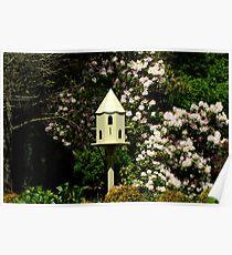 Bebeah Garden, Mt Wilson Poster