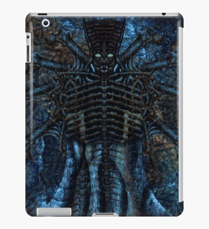 the Sheol of Abaddon iPad Case/Skin