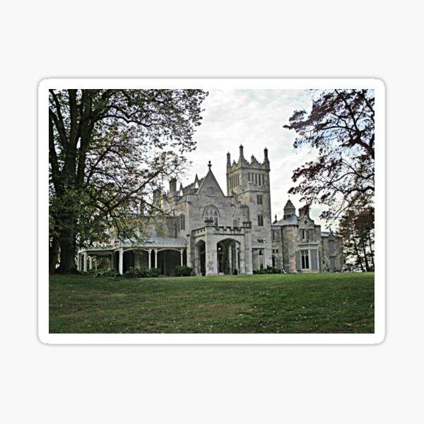 Lyndhurst Castle Sticker