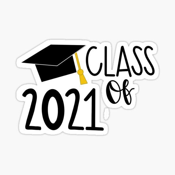 Class of 2021 Sticker