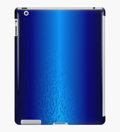 BLUE ENERGY ! iPad Case/Skin