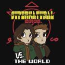 Supernatural Bros. Vs. The World!!! by tonksiford