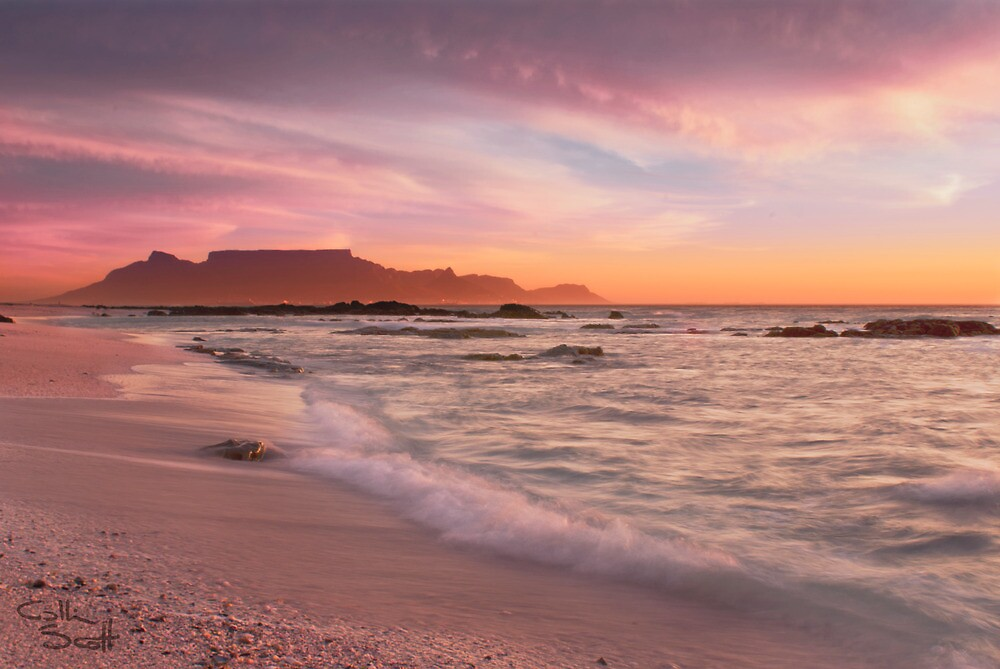 Beautiful Cape Town by CollinScott