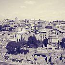 Rome X. Roman Forum.  by sylvianik