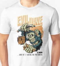 Evil Dave Unisex T-Shirt