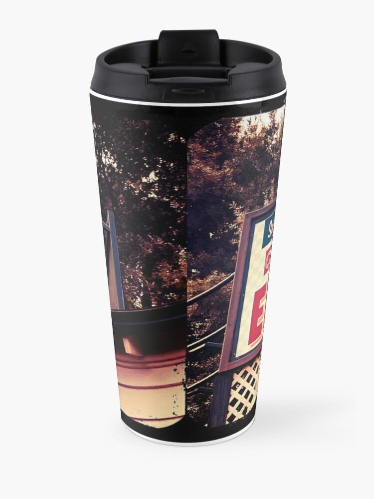 Alternate view of Eddie, A gift for Eddie,  Travel Mug