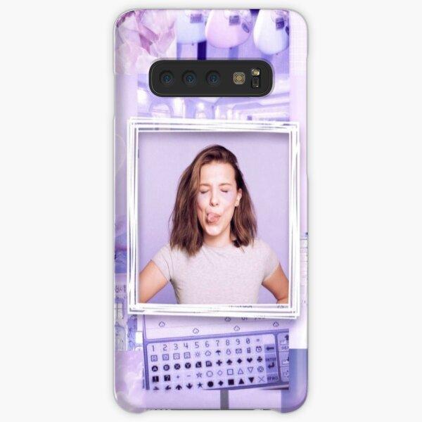 Millie Bobby Brown  Samsung Galaxy Snap Case