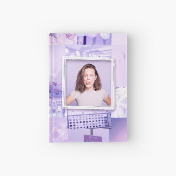 Millie Bobby Brown  Hardcover Journal