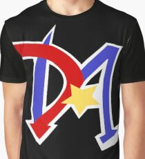 Yu-Gi-Oh GX - Duel Academy Logo Graphic T-Shirt
