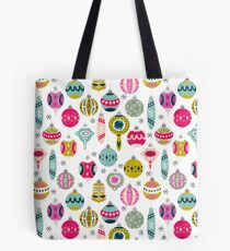 Ornaments - White by Andrea Lauren  Tote Bag