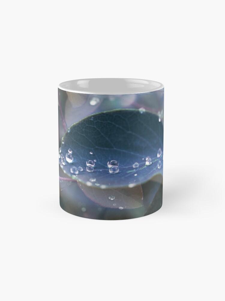 Alternate view of Crystal Raindrops Mug