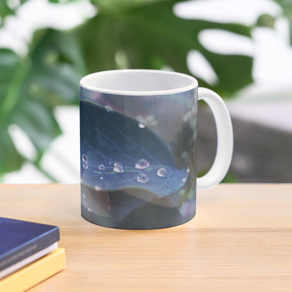 Crystal Raindrops Mug