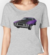 Ford Falcon XA GT Coupe Women's Relaxed Fit T-Shirt