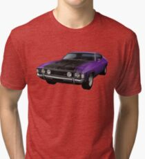 Ford Falcon XA GT Coupe Tri-blend T-Shirt