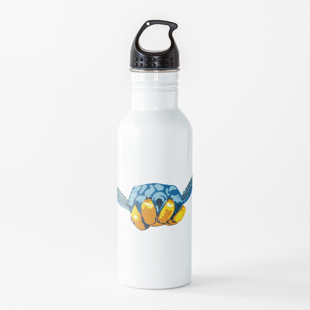 Turtle Hand Signal Water Bottle