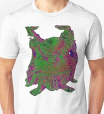 CRACKLING BUDHA Unisex T-Shirt