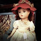 Vintage Doll for Sale by Colleen Drew