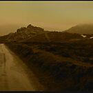 Samhain over Bonehill by angelvixen