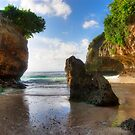 Uluwatu Beach by Jayme Rutherford